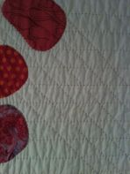 rainbow rocks hand quilting